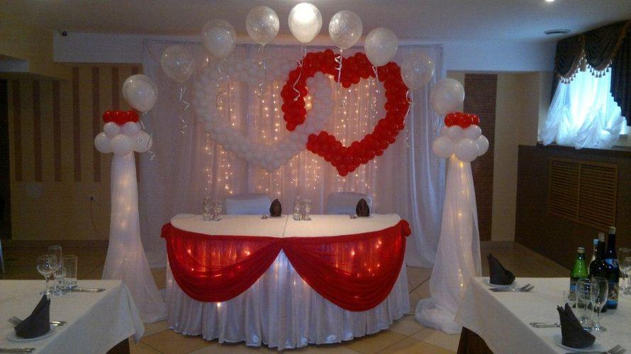 """Фото 892831 в коллекции оформление воздушными шарами - Магазин-салон """"Свадебный декор"""" - оформление"""