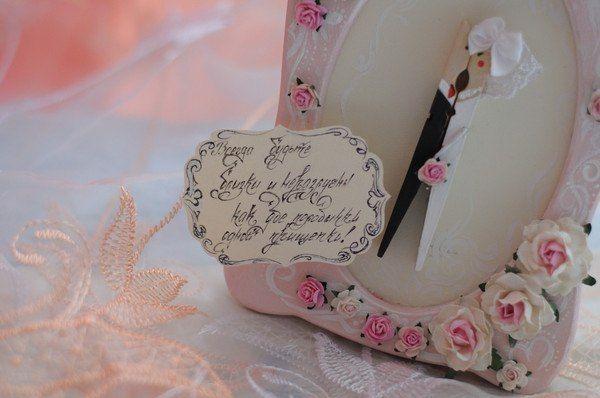 Подарки на свадьбу сделать своими руками