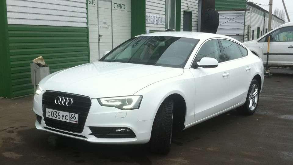 """Audi A5 - фото 2266540 Агентство """"Счастливый день"""" - авто премиум класса"""