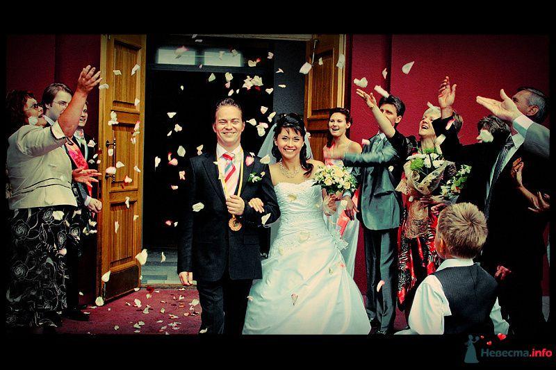 Фото 98741 в коллекции Свадебные фотографии - Ян