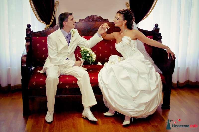 Фото 98747 в коллекции Свадебные фотографии - Ян