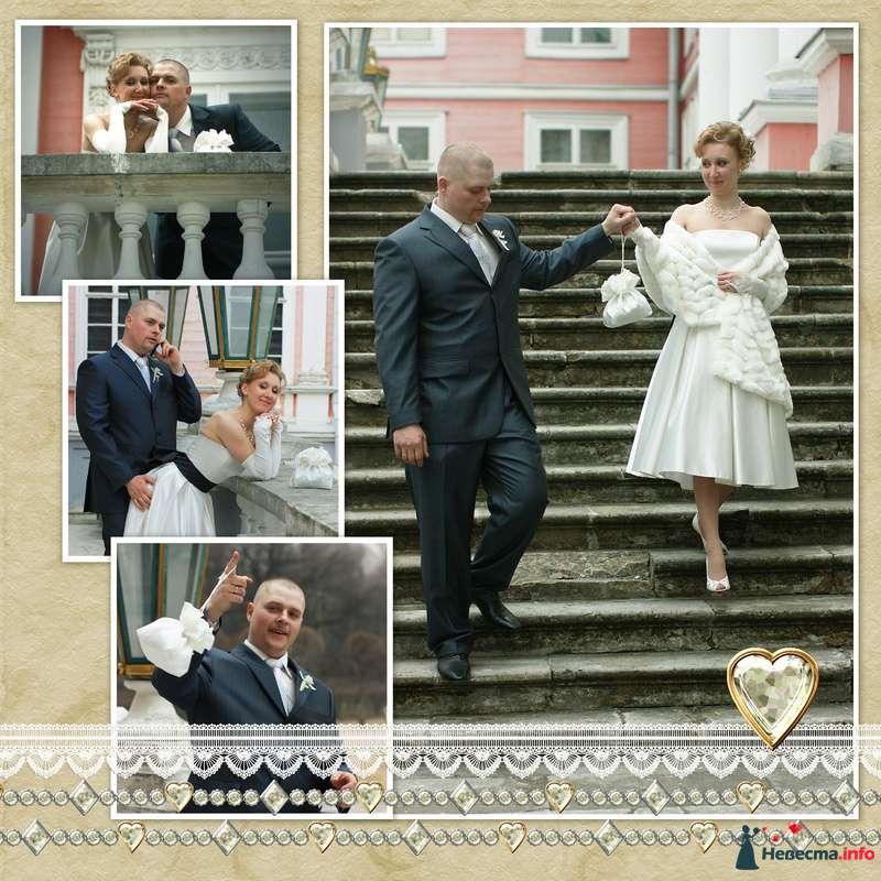 Фото 98980 в коллекции Свадебные фотокниги - Тумская Ольга