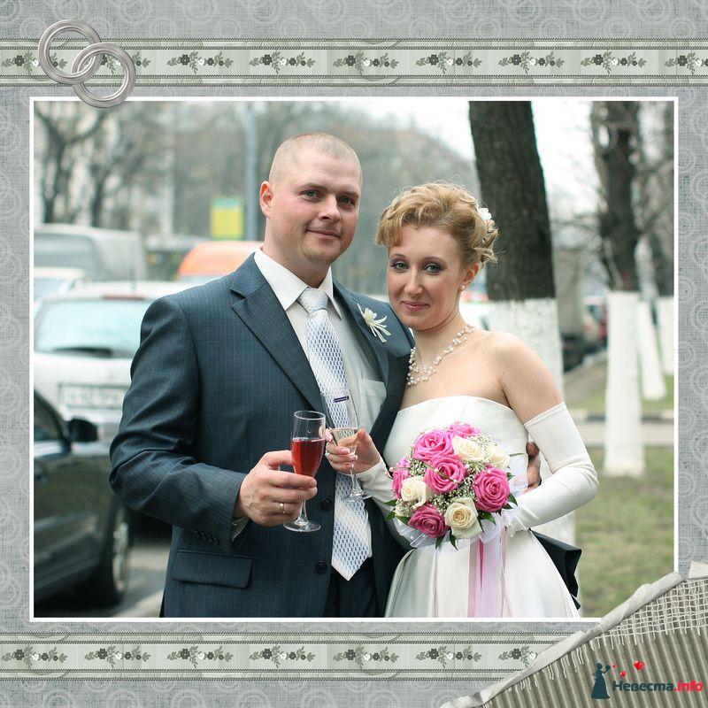 Фото 99125 в коллекции Свадебные фотокниги - Тумская Ольга