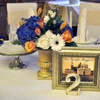 Каждый стол гостей имел свое название
