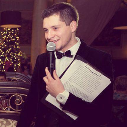 Ведущий на свадьбу Антон