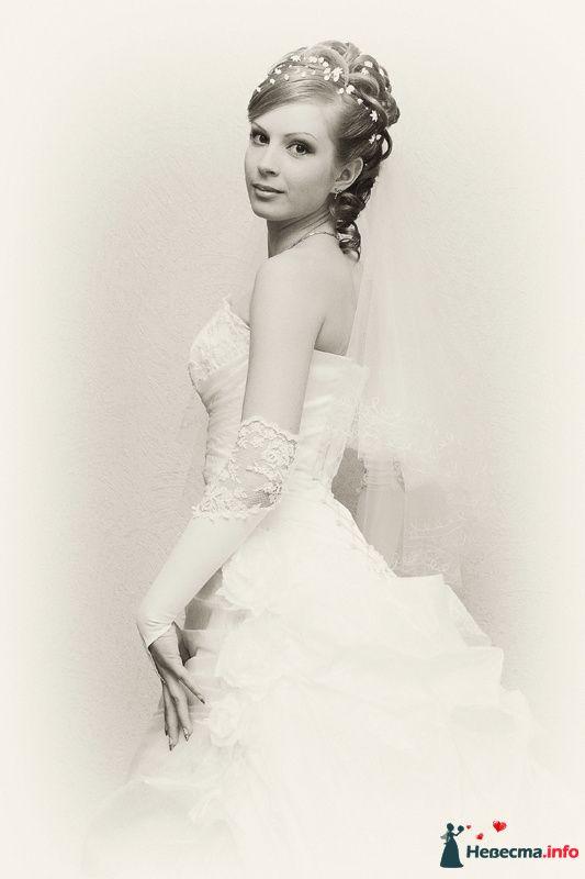 Фото 100041 в коллекции Фотограф Вячеслав Стукало - Свадебная фотография - Невеста01