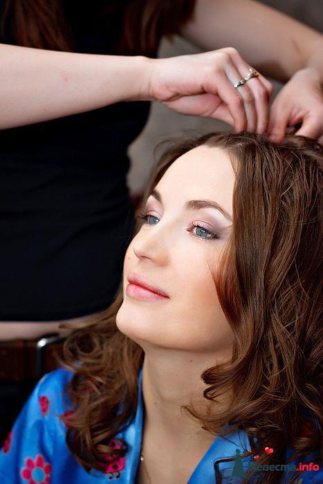 Фото 100828 в коллекции Мои фотографии - Свадебный стилист-визажист Ольга Родина