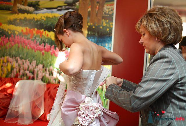 Фото 106699 в коллекции Мои фотографии - Свадебный стилист-визажист Ольга Родина
