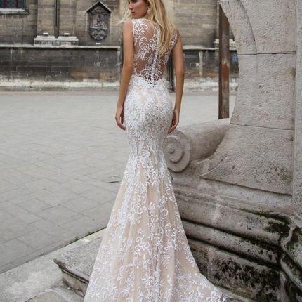 Свадебное платье Льюис Оксаны Мухи