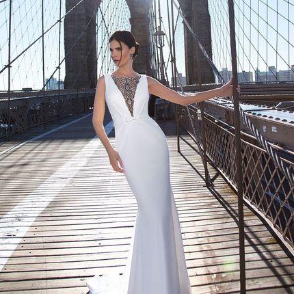 Свадебное платье Нассау Полларди
