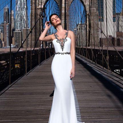 Свадебное платье Коентис Полларди