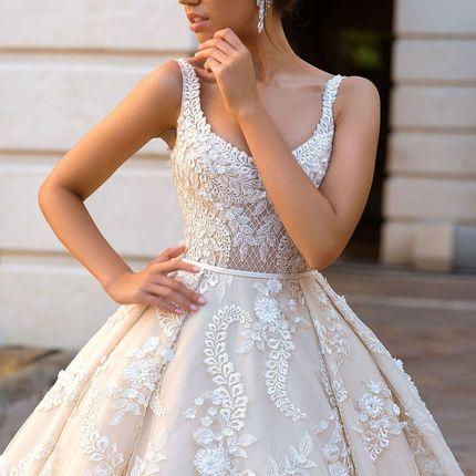 Свадебное платье Этоли от Кутюр Кристал Дизайн