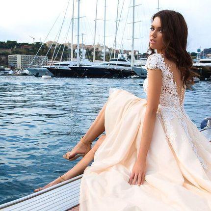 Свадебное платье Атико от Кутюр Кристал Дизайн