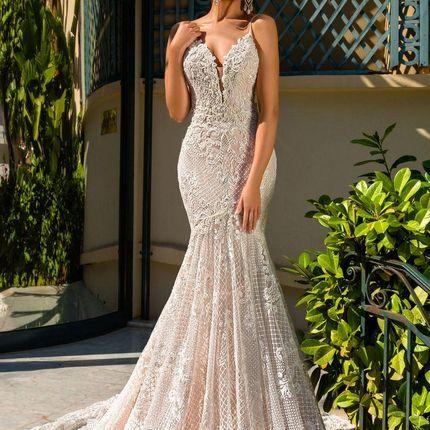 Свадебное платье Флер от Кутюр Кристал Дизайн