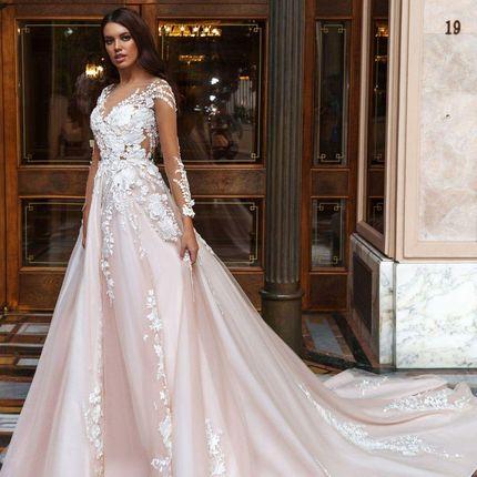 Свадебное платье Ания от Кутюр Кристал Дизайн