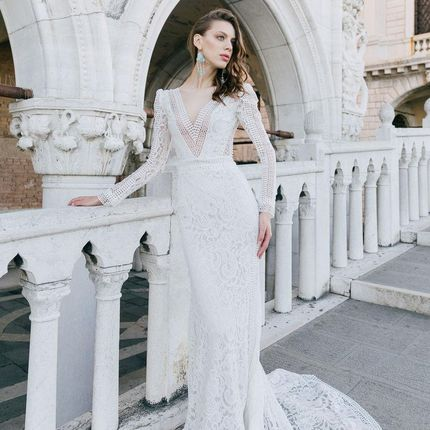 Свадебное платье Джейн Рара Авис