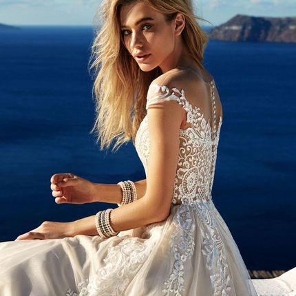 Свадебное платье Кэмерон от Евы Лендел