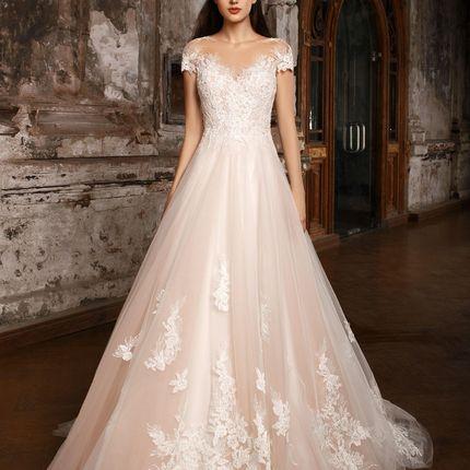 Свадебное платье Офра от Натальи Романовой
