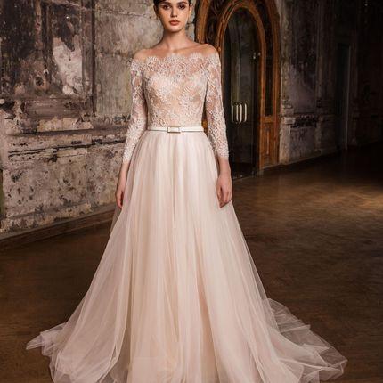 Свадебное платье Лучиа от Натальи Романовой