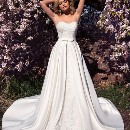 Свадебное платье Арт. 16494 Навиблю Брайдал