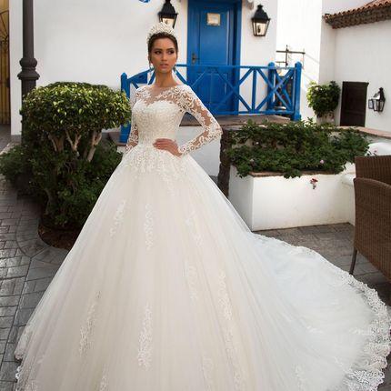 Свадебное платье Арт. 16522 Нора Навиано