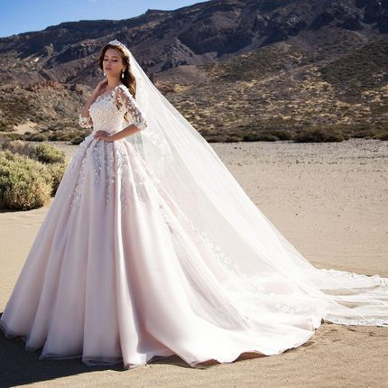 Свадебное платье Арт. 16483 Нора Навиано
