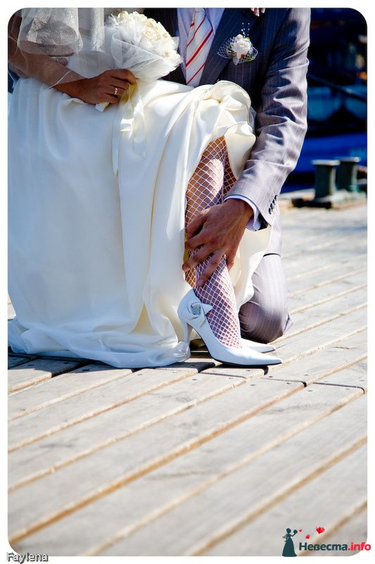 Фото 100623 в коллекции Wedding Day - фотограф Елена Файзуллина