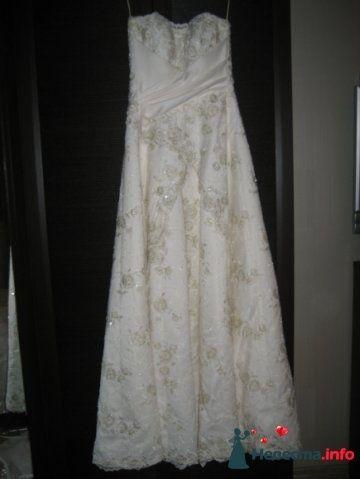 Фото 100565 в коллекции Продаю свадебное платье - Анна Геннадьевна