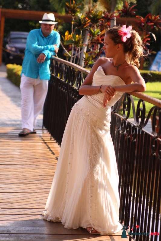 свадьба на кубе - фото 100942 Невеста01
