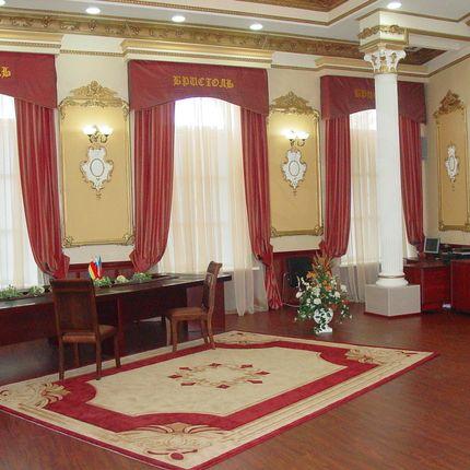 Конференц-зал для выездной церемонии в аренду
