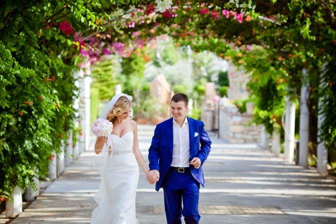 Фото 1422703 в коллекции Наши свадьбы - Агентство Гименей - организация свадеб на Кипре