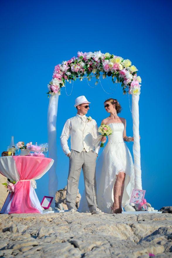 Фото 1560479 в коллекции Наши свадьбы - Агентство Гименей - организация свадеб на Кипре