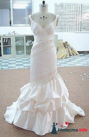 молочное платье To Be Bride 40-44 размер, 2500 прокат+ 6000р залога - фото 101248 Платье для Золушки - прокат свадебных платьев