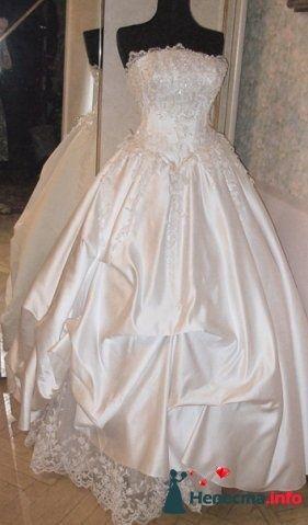 пышное платье Ирина 42-44 рр навысокий рост - фото 101252 Платье для Золушки - прокат свадебных платьев