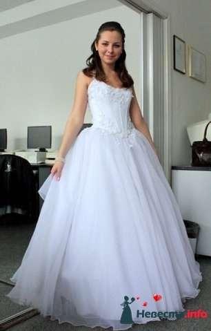 Ассоль - 40-44 размер - прокат 2000р + 4000р. залога - фото 101261 Платье для Золушки - прокат свадебных платьев