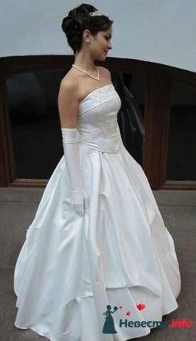 Фото 102132 в коллекции Наши платья в вашей жизни  (фото) - Платье для Золушки - прокат свадебных платьев