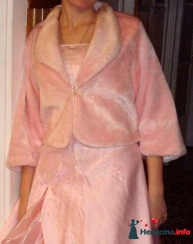 Фото 102182 в коллекции Шубки, накидки, болеро - Платье для Золушки - прокат свадебных платьев