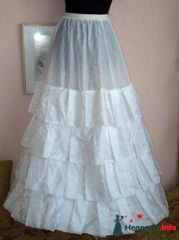одно гибкое кольцо внизу - фото 102239 Платье для Золушки - прокат свадебных платьев