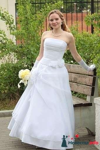 Фото 102318 в коллекции Наши платья в вашей жизни  (фото) - Платье для Золушки - прокат свадебных платьев