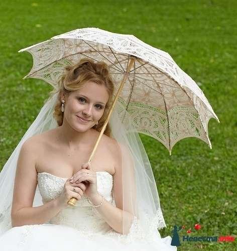 в прокате такой, только белого цвета=) - фото 108052 Платье для Золушки - прокат свадебных платьев