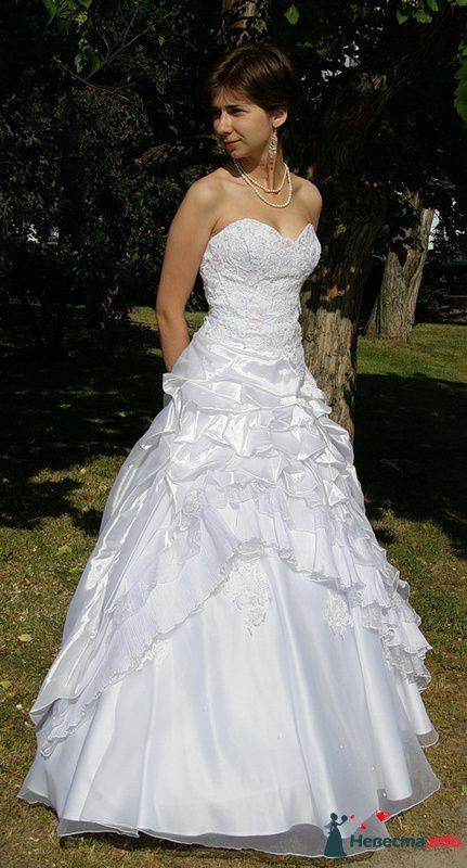 Алиса - 40-44 размер - прокат 2000р + 4000р залога - фото 116876 Платье для Золушки - прокат свадебных платьев