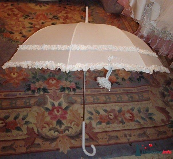 Фото 124026 в коллекции Зонтики, веера,маски - Платье для Золушки - прокат свадебных платьев