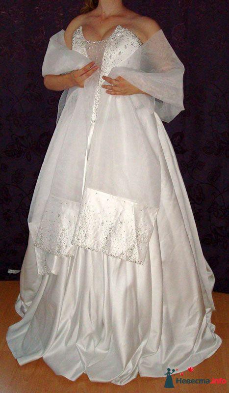Фото 125390 в коллекции Шубки, накидки, болеро - Платье для Золушки - прокат свадебных платьев