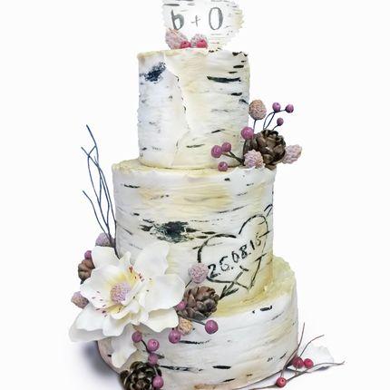 Торт в стиле Рустик, цена за 1 кг