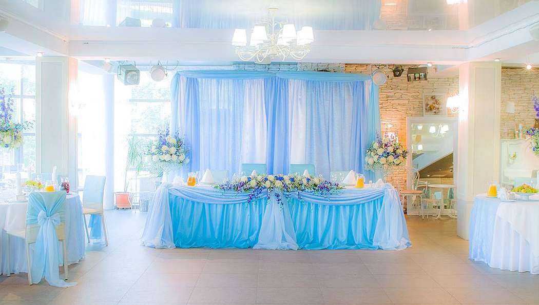 "Свадьба в ресторане ""Таврический сад"" - фото 17579384 Дизайн-студия Nommo"
