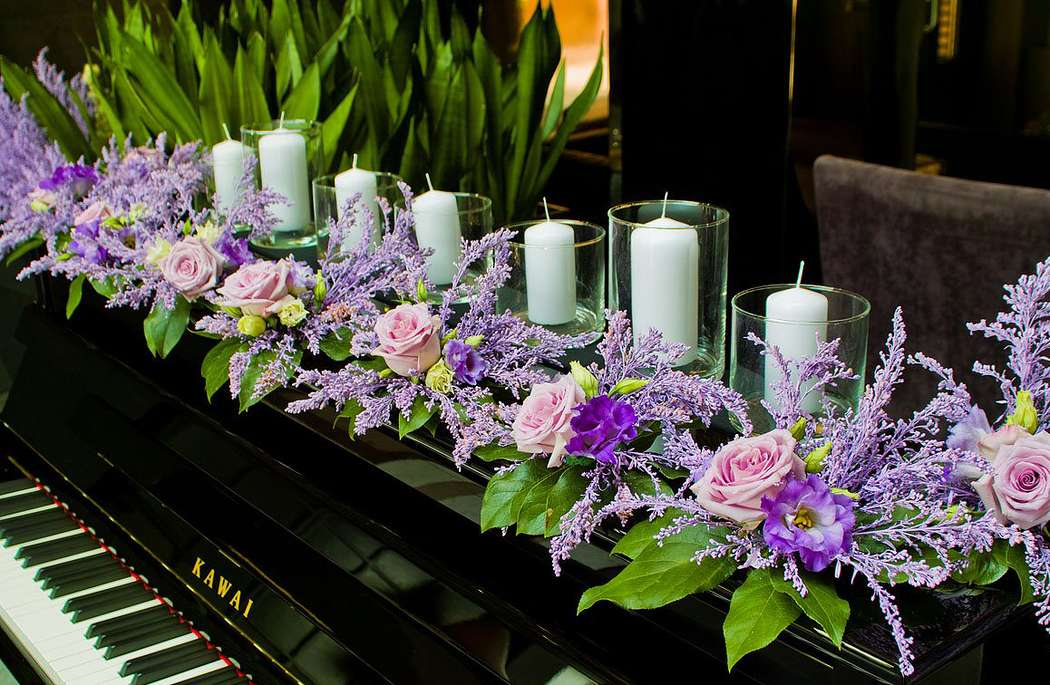 "Свадьба в ресторане ""Пианино"" - фото 17579408 Дизайн-студия Nommo"