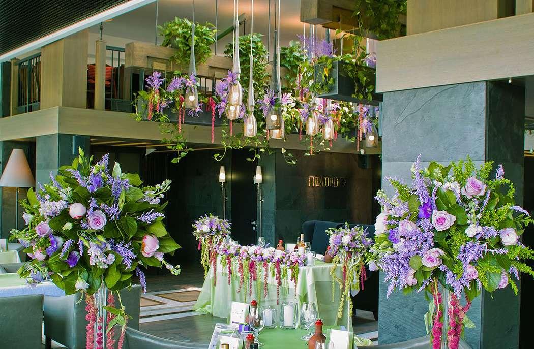 "Свадьба в ресторане ""Пианино"" - фото 17579410 Дизайн-студия Nommo"