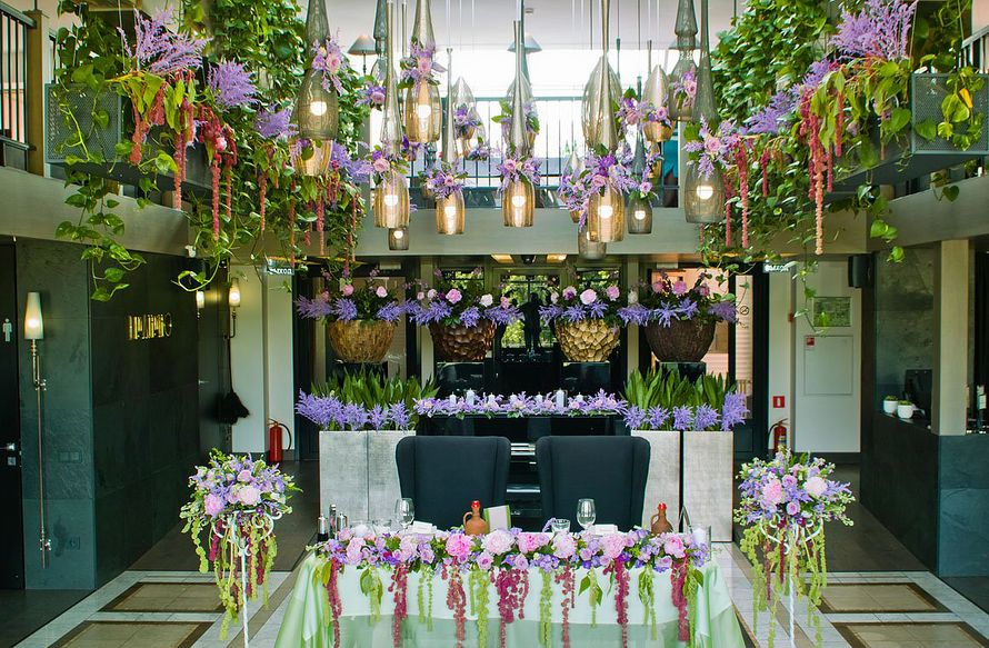 "Свадьба в ресторане ""Пианино"" - фото 17579422 Дизайн-студия Nommo"