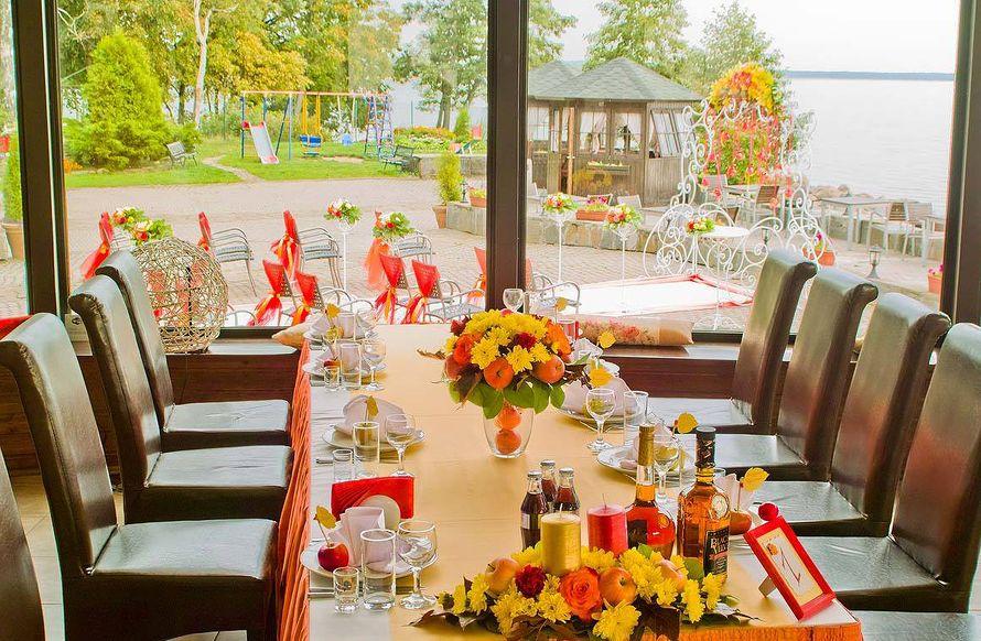 """Свадьба в ресторане """"Панорама"""" - фото 17579442 Дизайн-студия Nommo"""