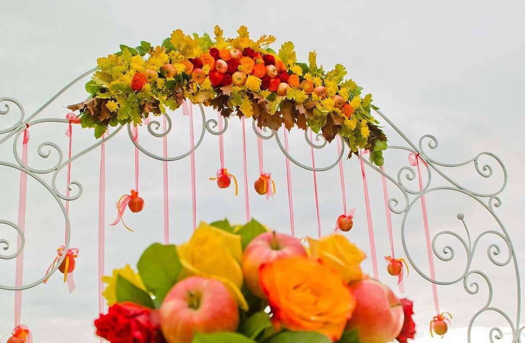 """Свадьба в ресторане """"Панорама"""" - фото 17579450 Дизайн-студия Nommo"""